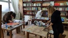 Andrea Cihlar, Iva Sabolić, Hana Hanak