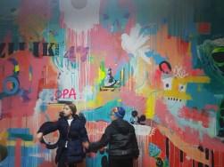 ZILIK mural - Mišo Joskić