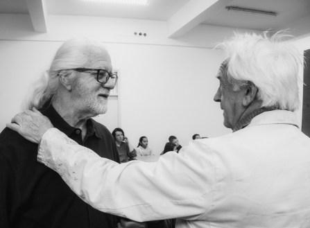 Željko Zima i Nedeljko Tintor, foto: Brut Carniollus