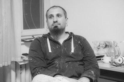 Mišo Joskić, foto: Brut Carniollus