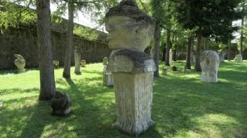 Park skulptura Ostrožac