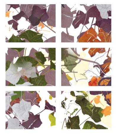 Vesna Opavsky - Out There 1, digitalni tisak na papiru, 105x92cm, 2020.