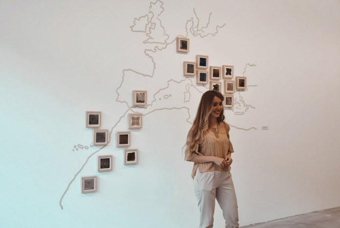 Maja Gjajić - izložba Arhiva sjećanja u Galeriji Knifer u Osijeku