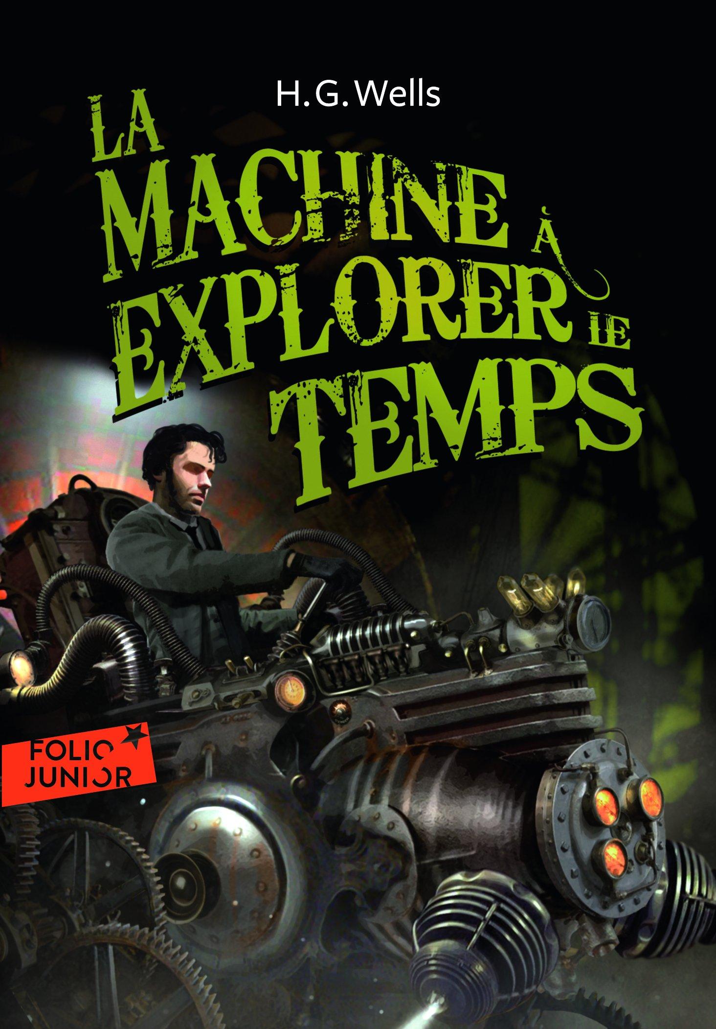 Machine A Remonter Le Temps Film 2015 : machine, remonter, temps, Auteur, Wells, Commentaire, Inventeur, Génie