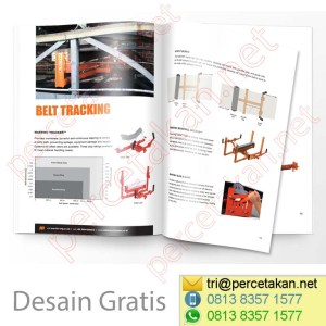 Cetak Katalog Enginering