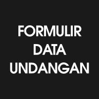 Formulir Data Undangan