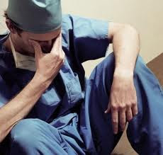 Medicos agotados