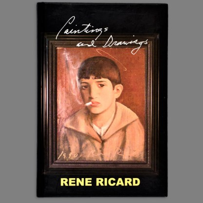 Bookcover of Paintings and Drawings by Rene Ricard