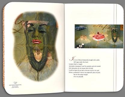 Interior of Western Witch by Georganne Deen