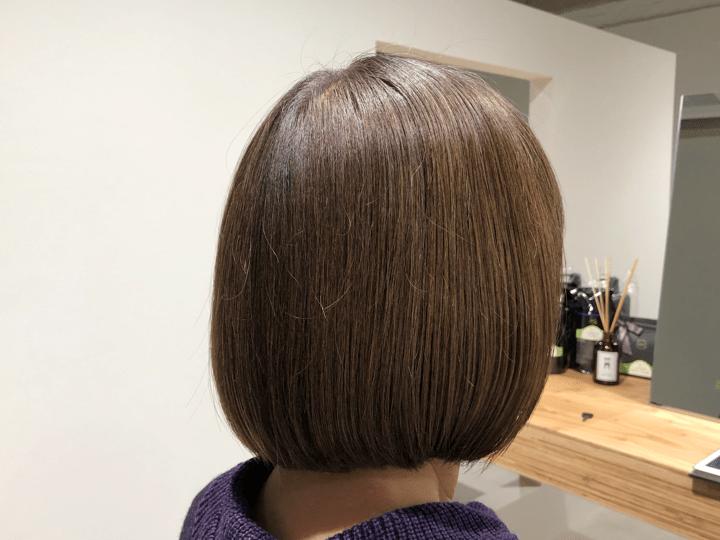 白髪染めはどれぐらいで染めれば良いんですか?