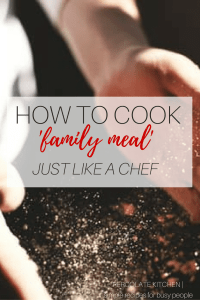 Want to be a better cook, learn how to start meal planning, or just take charge of your kitchen? This ebook is full of ideas, tips and tricks, plus 22 easy and simple recipes to help you feel in control of your cooking! Download it for free today!