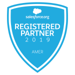 Badge: Salesforce Registered Partner