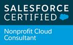 nonprofit cloud consultant badge