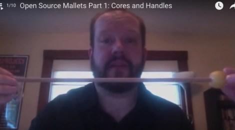 Open Source Mallets - Bill Sallak