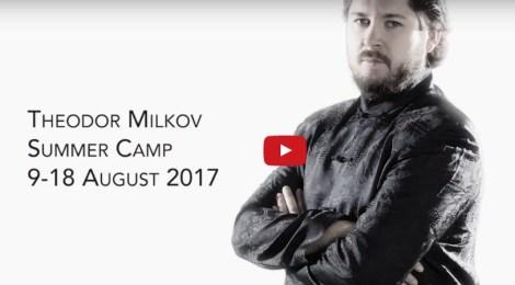 Theodor Milkov- Summer Camp 2017