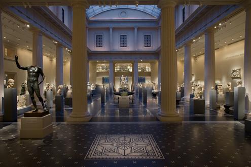 A Book Tour  Metropolitan Museum of Art in Percy Jackson