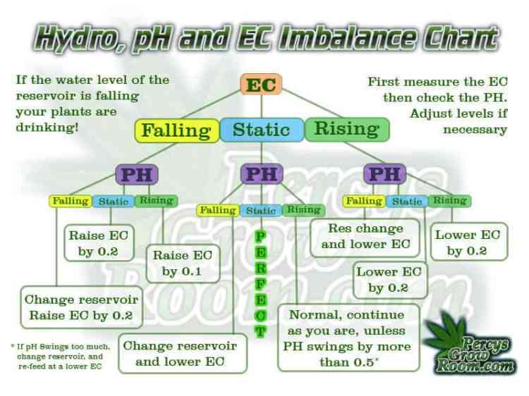 Hydro Ph and EC imbalances, Cannabis Growers forum, weed growers forum, How to grow legal cannabis, a step by step guide to growing weed, cannabis growing guide, tips for marijuana growers, growing cannabis plants for the first time, marijuana growers forum, marijuana growing tips, cannabis plant problems, cannabis plant help, marijuana growing expert advice