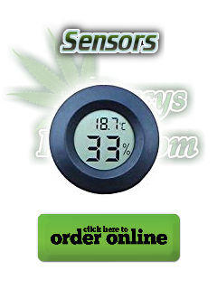 humidity sensors for curing jars,