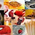 Alimentos afrodisíacos para la mujer