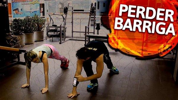 8 Exercícios de Como Perder Barriga