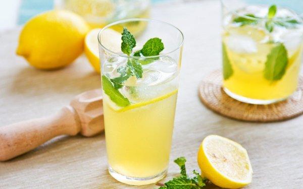Suco de Abacaxi com Gengibre, Hortelã e Linhaça