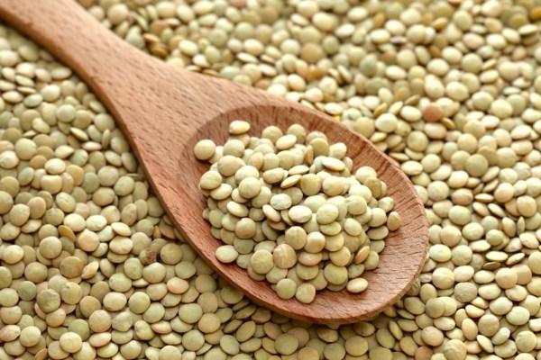 Alimentos ricos em ferro lentilhas