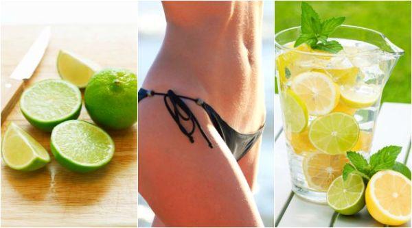 limão ajuda a emagrecer