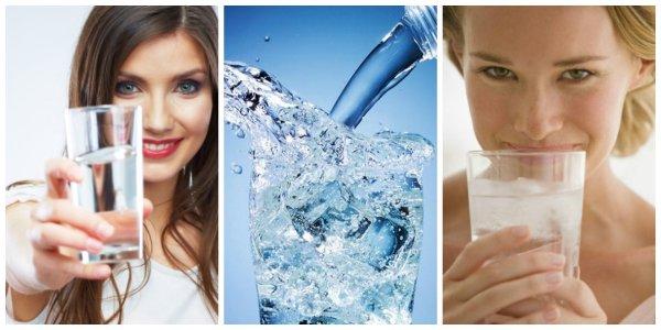 Como emagrecer bebendo água