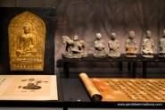 Las tres perfecciones, durante Dinastía Ming los verdaderos artistas debían dominar la poesía, la caligrafía y la pintura.