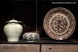 La cerámica y su decoración alcanzó cotas de elevado refinamiento durante la Dinastía Ming.