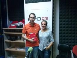 Cristina Martín Jiménez en LSO de Neo FM
