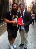El Sevilla y Pablo con PERDIDOS