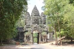 Puerta de Angkor