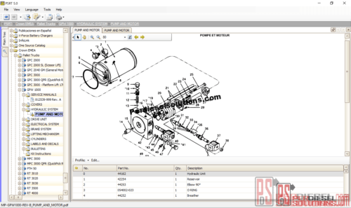 small resolution of crown wiring diagram 2019 parts catalog crown fork lift