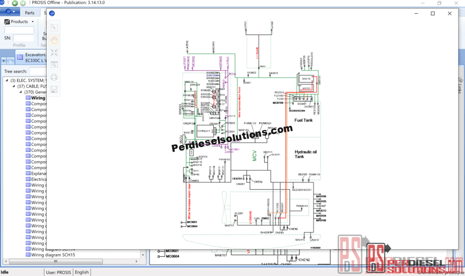 medium resolution of wiring diagram also bomag parts diagrams on new holland wiringvolvo prosis 01 2018 parts