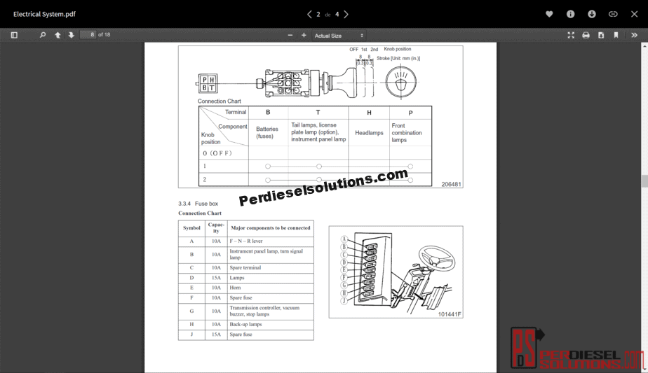 medium resolution of cat forklift truck service and repair manual