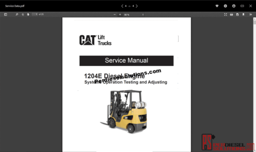 small resolution of cat diesel wiring diagram