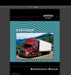 freightliner full set manuals wiring diagram freightliner cascadia [ 2559 x 1530 Pixel ]