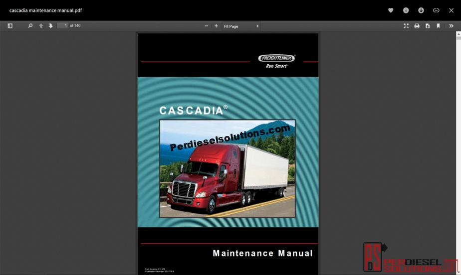 hight resolution of freightliner full set manuals wiring diagram freightliner cascadia