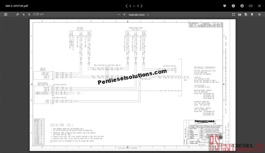 hight resolution of wiring diagram freightliner trucks