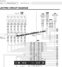 wiring diagram for mitsubishi truck [ 2559 x 1530 Pixel ]