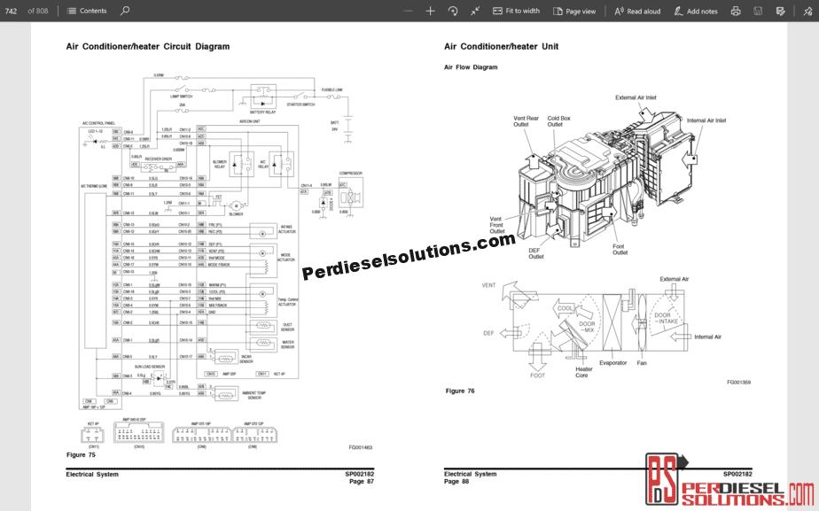 medium resolution of doosan wiring diagram dx235nlc