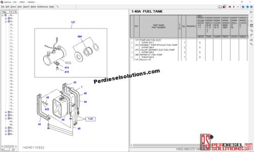small resolution of isuzu css epc 04 2019 parts catalog