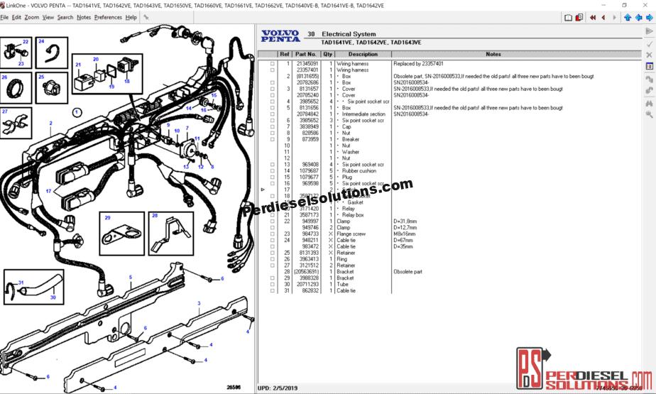 hight resolution of volvo penta 02 2019 spare parts catalog