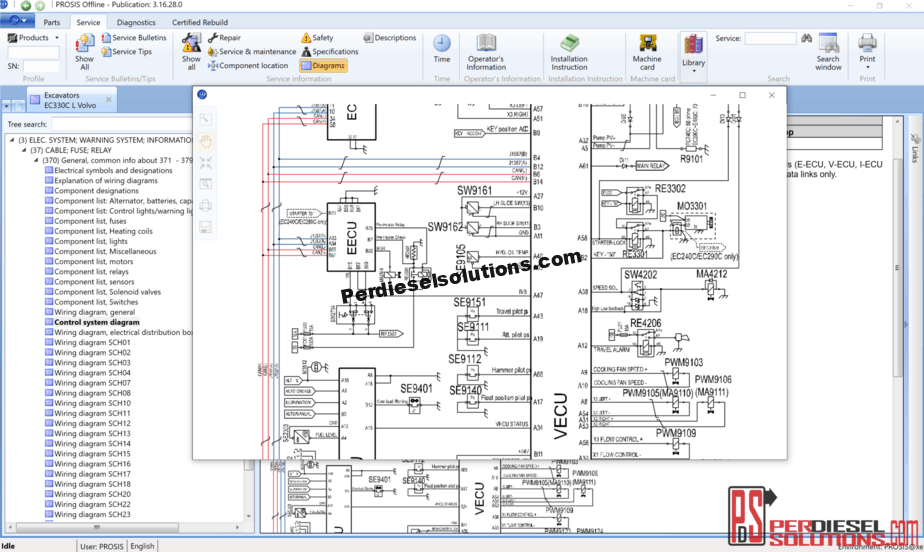 medium resolution of volvo prosis 2019 wiring diagram