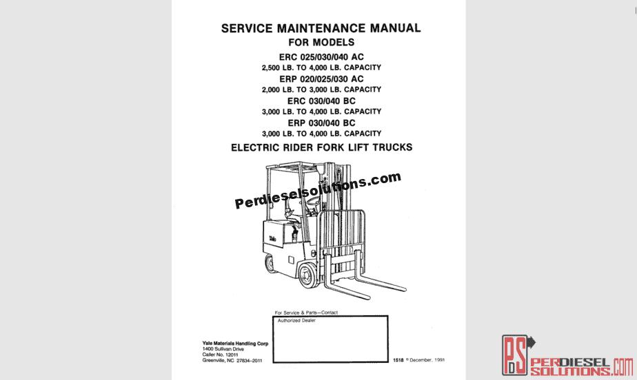 medium resolution of yale erp030 wiring diagram option wiring diagram wiring yale diagram fork lift gc050rdnuae083