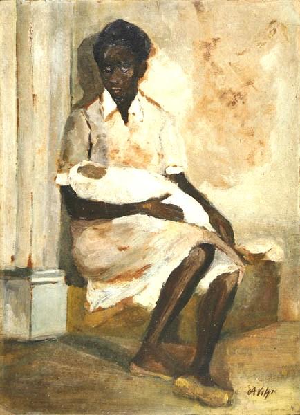 A figura da Me na arte brasileira consideraes sobre o tema  Peregrinaculturals Weblog