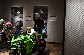 MotoGP 2032 for sure (Kawasaki World, Kobe)