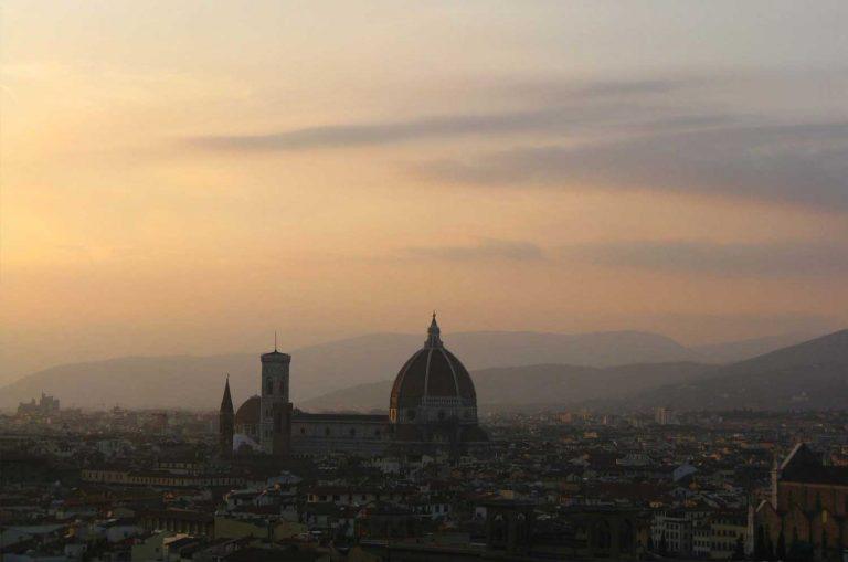 Florencja panorama