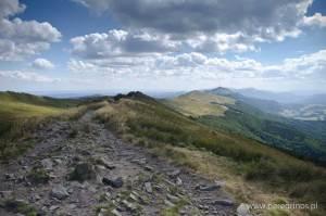 Panorama, Bieszczady
